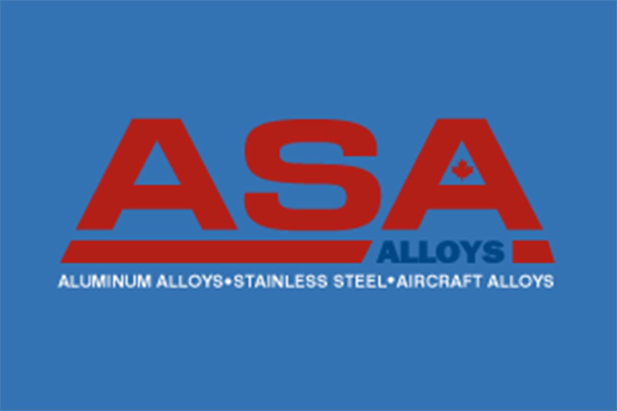 ASA Alloys Blue Logo