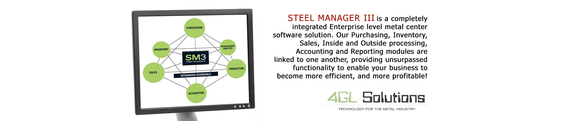 Steel Manager III Slide